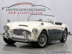 1958_Austin Healey_100-6 BN4_2.6L ST6 convertible_ Addison IL