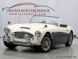 1958_Austin Healey_100-6 BN4_2.6L ST6 convertible_ Addison IL
