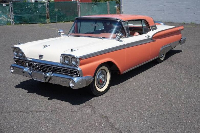 1959 Ford Galaxie 500 Skyliner Retractable Lodi NJ