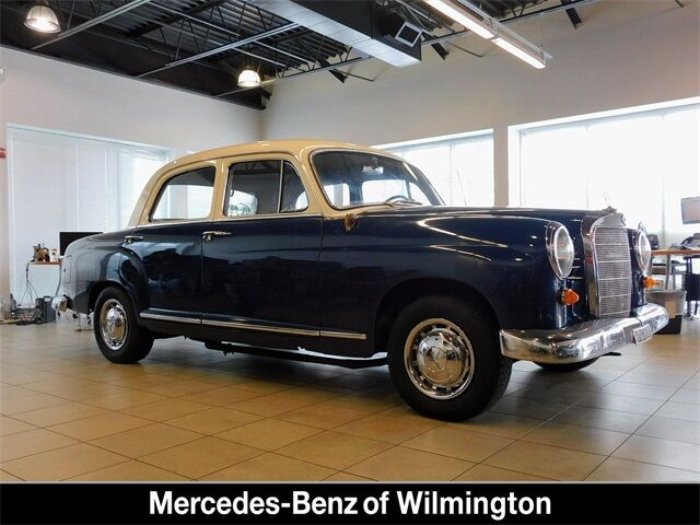 1961 Mercedes-Benz No Model 190 Wilmington DE