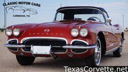 1962_Chevrolet_Corvette__ Lubbock TX
