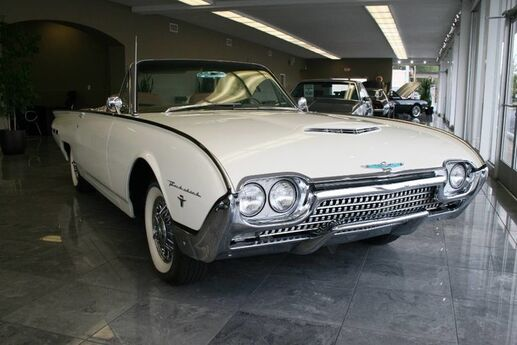 1962 Ford THUNDERBIRD SHOW CAR /POWER TOP/ VERY RARE/SPORTS ROADSTER/3 2-BARREL HOLLEY Nashville TN