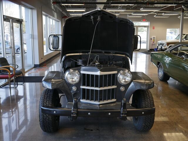 1962 Jeep Willys Oak Park Heights MN