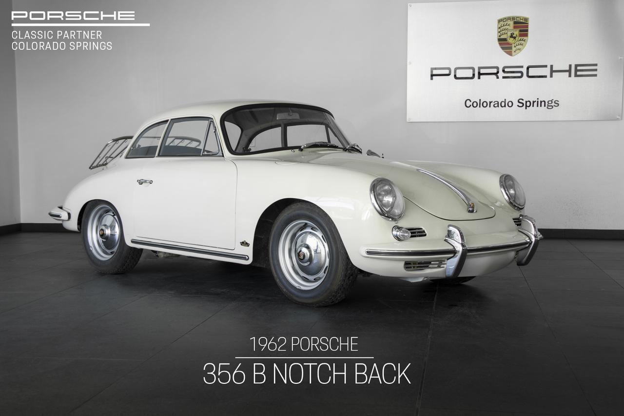 1962 Porsche 356 356 B Notch Back Colorado Springs CO