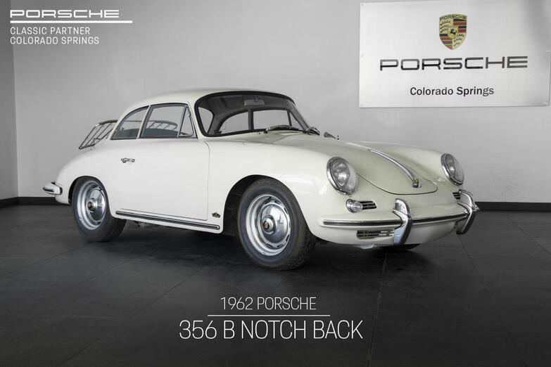 1962 Porsche 356 356 B Notchback Colorado Springs CO