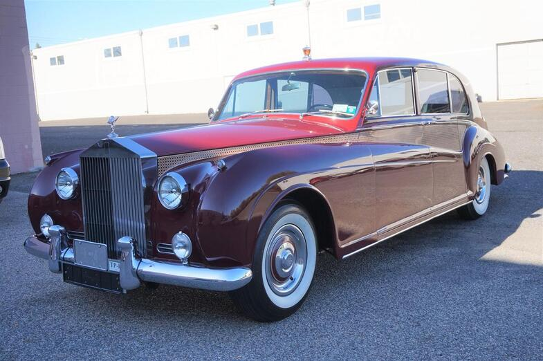 1962 Rolls-Royce Phantom V  Lodi NJ