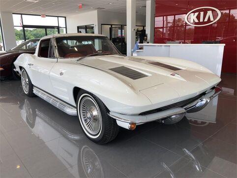 1963_Chevrolet_CORVETTE__ Evansville IN