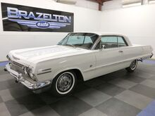 1963_Chevrolet_Impala_SS 409 (1k miles since rebuild), Matching Numbers, All Original, Highly Optioned_ Houston TX