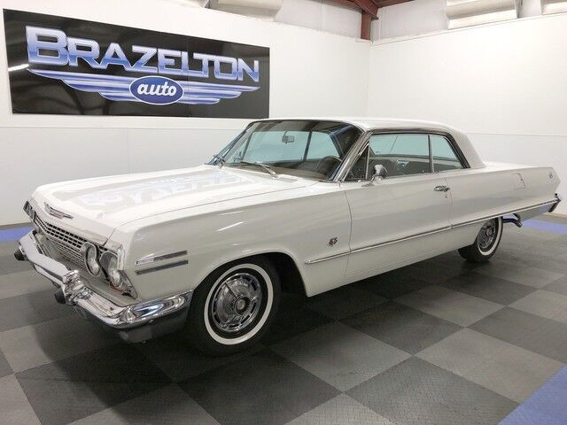 1963 Chevrolet Impala SS 409 (1k miles since rebuild), Matching Numbers, All Original, Highly Optioned Houston TX