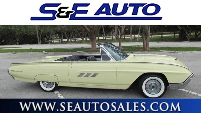 1963 Ford Thunderbird  Weymouth MA