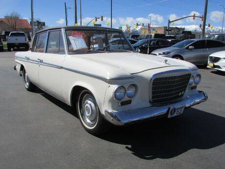 1963 STUDEBAKER CRUISER NOT SPECIFIED Pocatello and Blackfoot ID