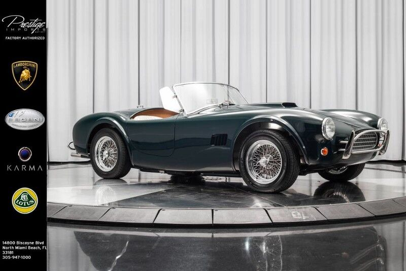 1963_Shelby_Cobra__ North Miami Beach FL