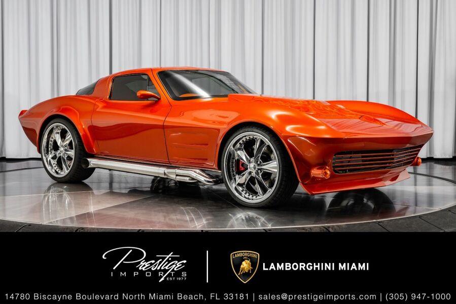 1964_Chevrolet_Corvette__ North Miami FL