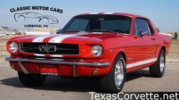 1964_Ford_Mustang_289_ Lubbock TX