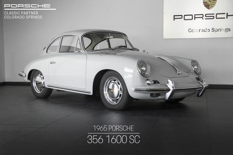 1964 Porsche 356 356 1600 SC Colorado Springs CO