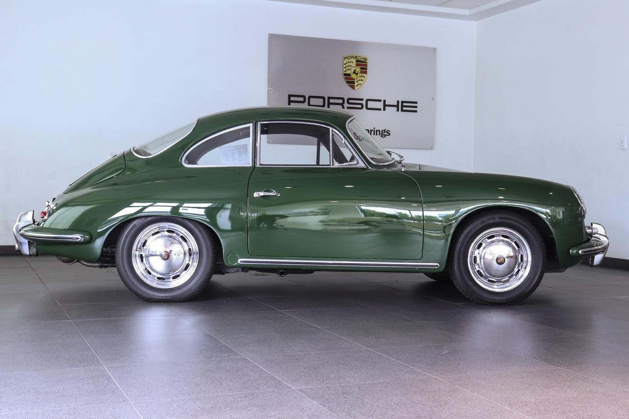1964 Porsche 356 SC Colorado Springs CO