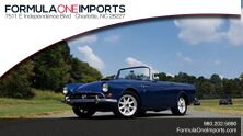 Sunbeam Tiger Convertible / 260ci V8 / 4-Speed Manual / Rear-Wheel Drive 1964