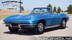 1965_Chevrolet_Corvette_Convertible_ Lubbock TX