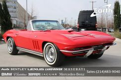 1965_Chevrolet_Corvette Convertible Show Car__ Carrollton TX
