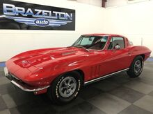 1965_Chevrolet_Corvette_Stingray, 454 V8, 4-spd Manual, AM/FM Radio_ Houston TX