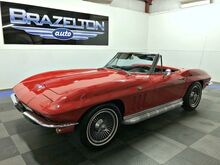 1965_Chevrolet_Corvette_Stingray Convertible, 375HP V8, 4-spd Manual, AM/FM Radio, Side Pipes,_ Houston TX