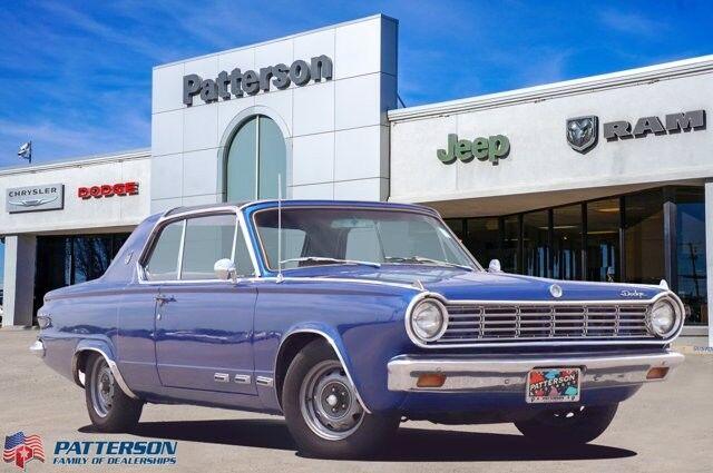 1965 Dodge Dart COUPE Wichita Falls TX