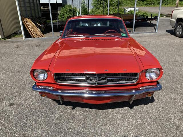 1965 FORD MUSTANG COUPE  Bridgeport WV