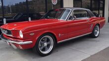 1965_Ford_MUSTANG_COUPE_ San Diego CA