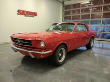1965_Ford_Mustang__ Decatur AL