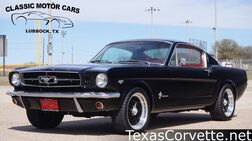 1965_Ford_Mustang__ Lubbock TX