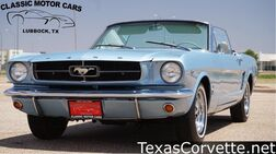 1965_Ford_Mustang_289 Convertible_ Lubbock TX