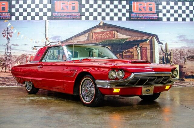 1965 Ford Thunderbird Coupe 390ci V8 Bristol PA