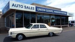 1965_Mercury_Monterey_sedan_ Spokane Valley WA