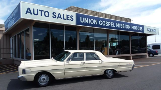 1965 Mercury Monterey sedan Spokane Valley WA