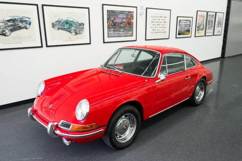 1965 Porsche 911 Carrera Pompano Beach FL