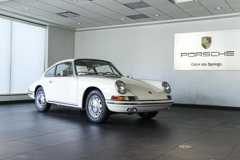 1965 Porsche 911 SUNROOF COUPE Colorado Springs CO