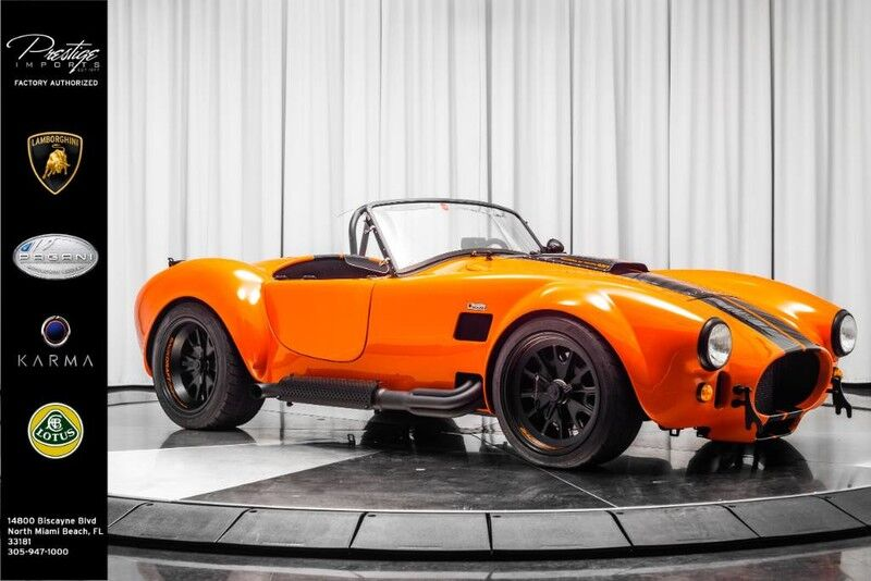 1965_Shelby_65 Cobra Backdraft Racing 427 Roush__ North Miami Beach FL