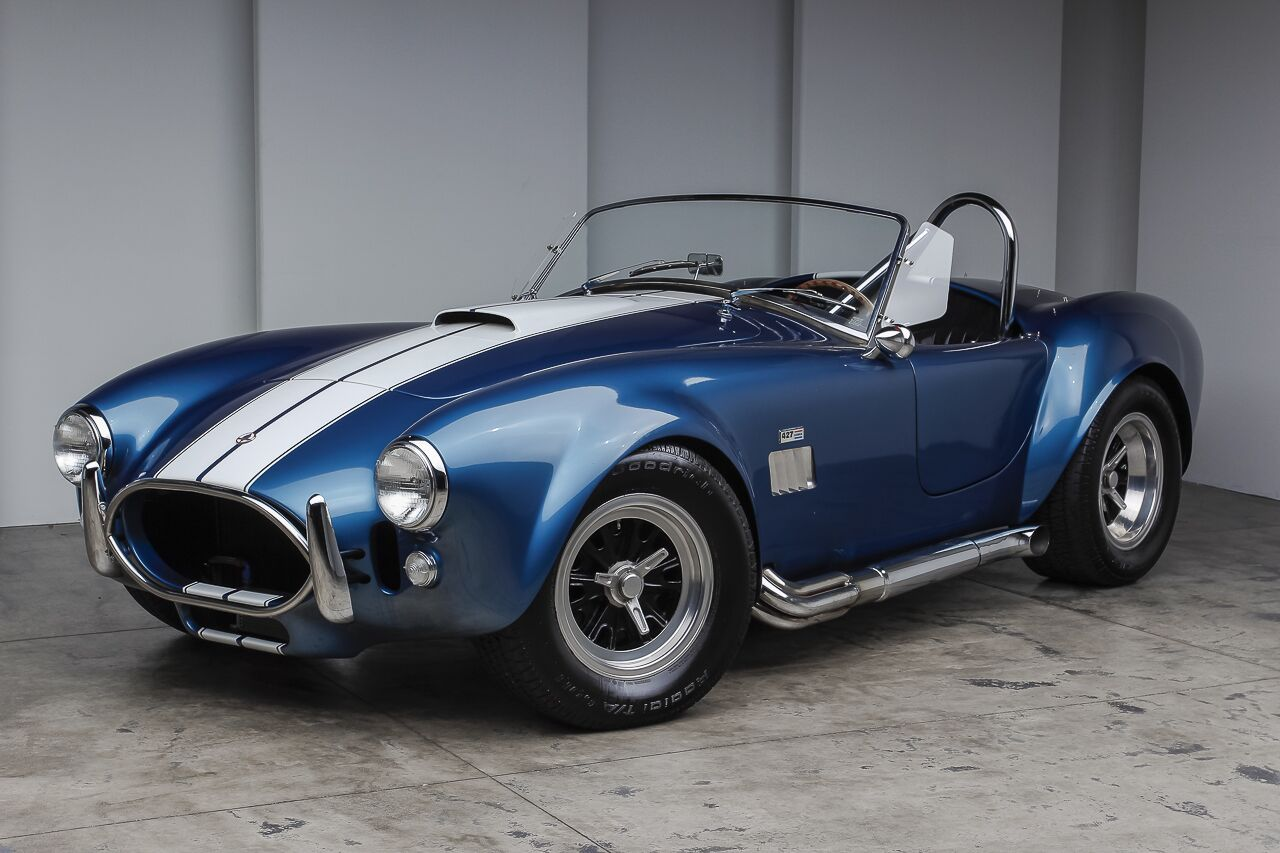 1965 Shelby Ac Cobra Replica Contemporary Classics Akron