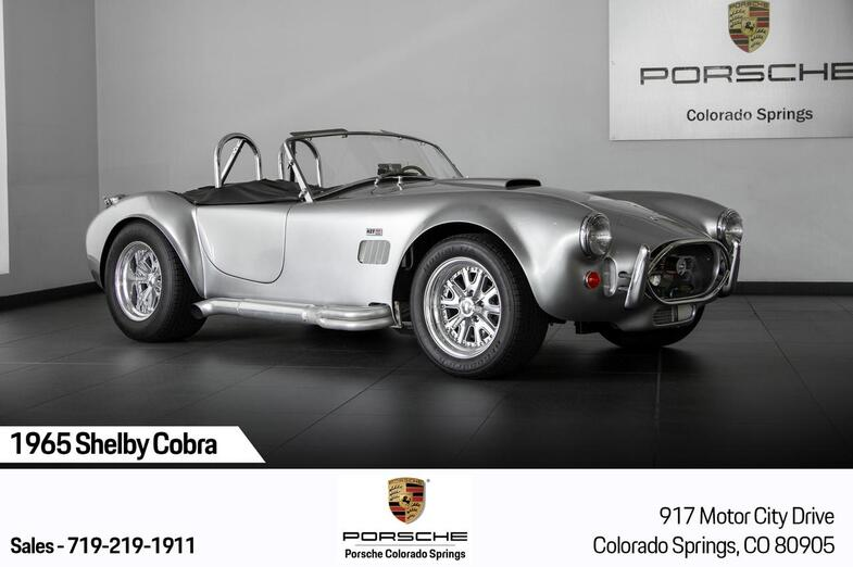 1965 Shelby Cobra  Colorado Springs CO