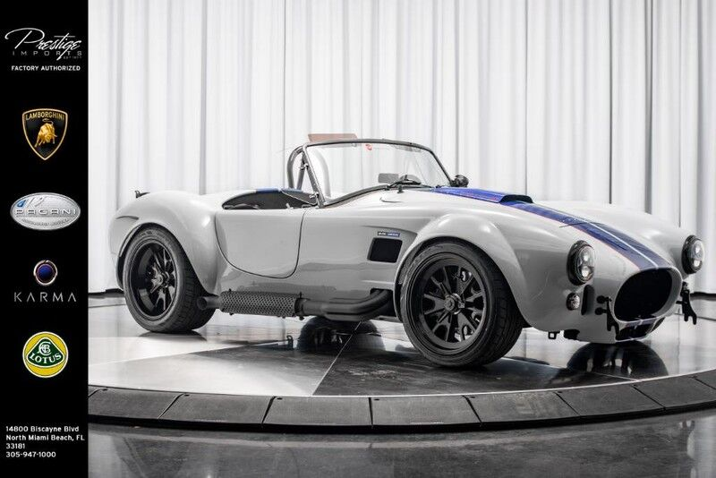 1965_Shelby_Cobra_Backdraft Racing Roadster Replica_ North Miami Beach FL