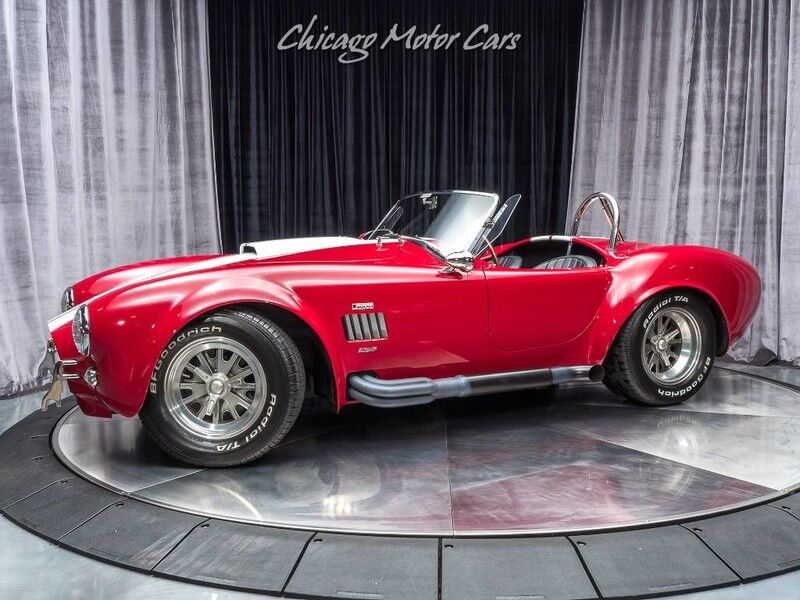 1965_Superformance_Cobra MKIII_Roush 402R Roadster_ Chicago IL