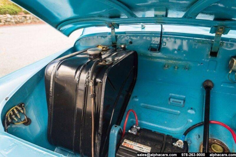 1965 ZAZ 965A Zaporozhets Boxborough MA