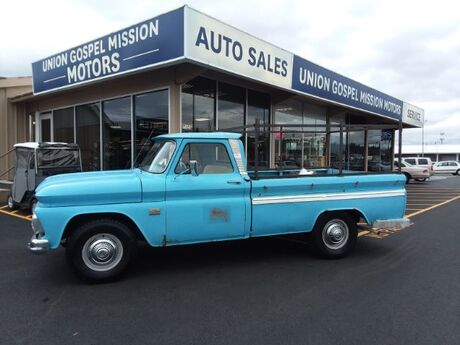 1966 Chevrolet C20 Custom Spokane Valley WA