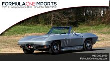 1966_Chevrolet_CORVETTE_STINGRAY CONVERTIBLE 427 / 4-SPD / NUMBER MATCHING_ Charlotte NC