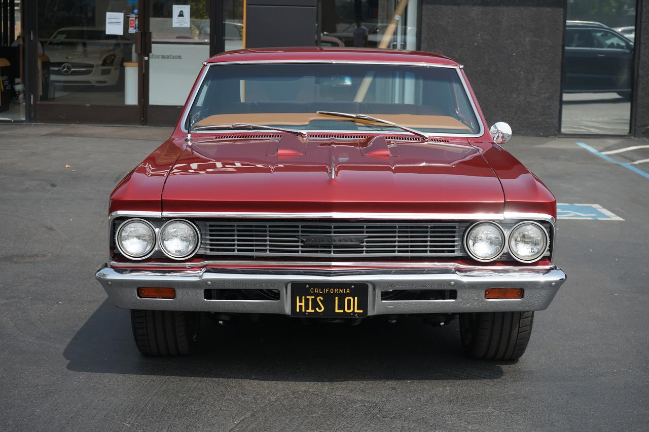 1966 Chevrolet Chevelle  Walnut Creek CA