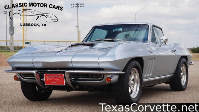 1966 Chevrolet Corvette Stingray Lubbock TX