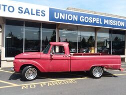 1966_Ford_Pickup_F100_ Spokane Valley WA