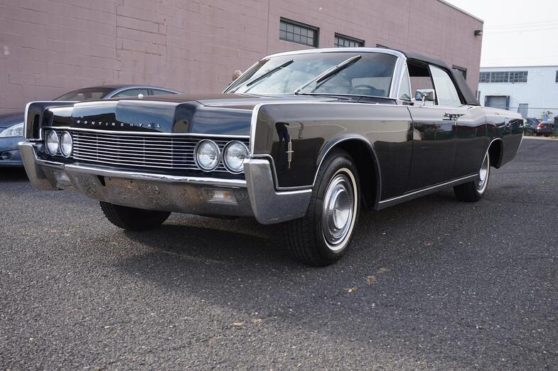 1966 Lincoln Continental  Lodi NJ