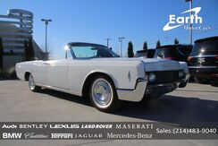 1966_Lincoln_Continental Convertible - Fully Restored__ Carrollton TX