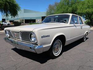 1966_Plymouth_Valiant_100_ Scottsdale AZ